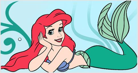 Ariel Mini Bio and Goodies Disney 39 s