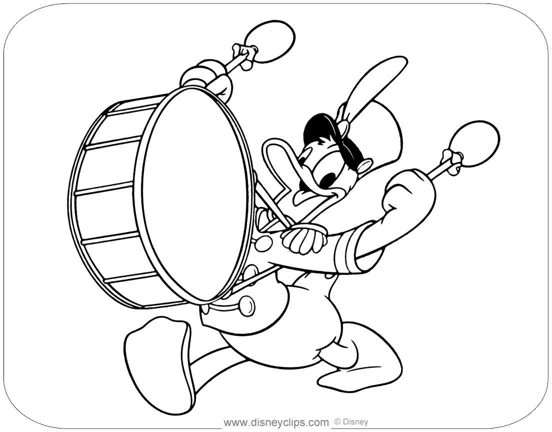 music colouring pages - kiddicolour | 864x1104