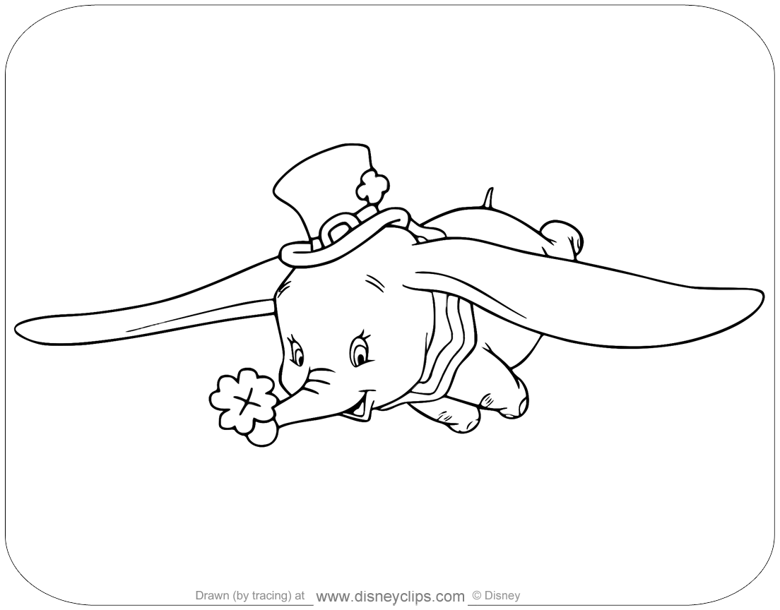 Disney St Patrick S Day Coloring Pages   All Coloring Pages Mobile