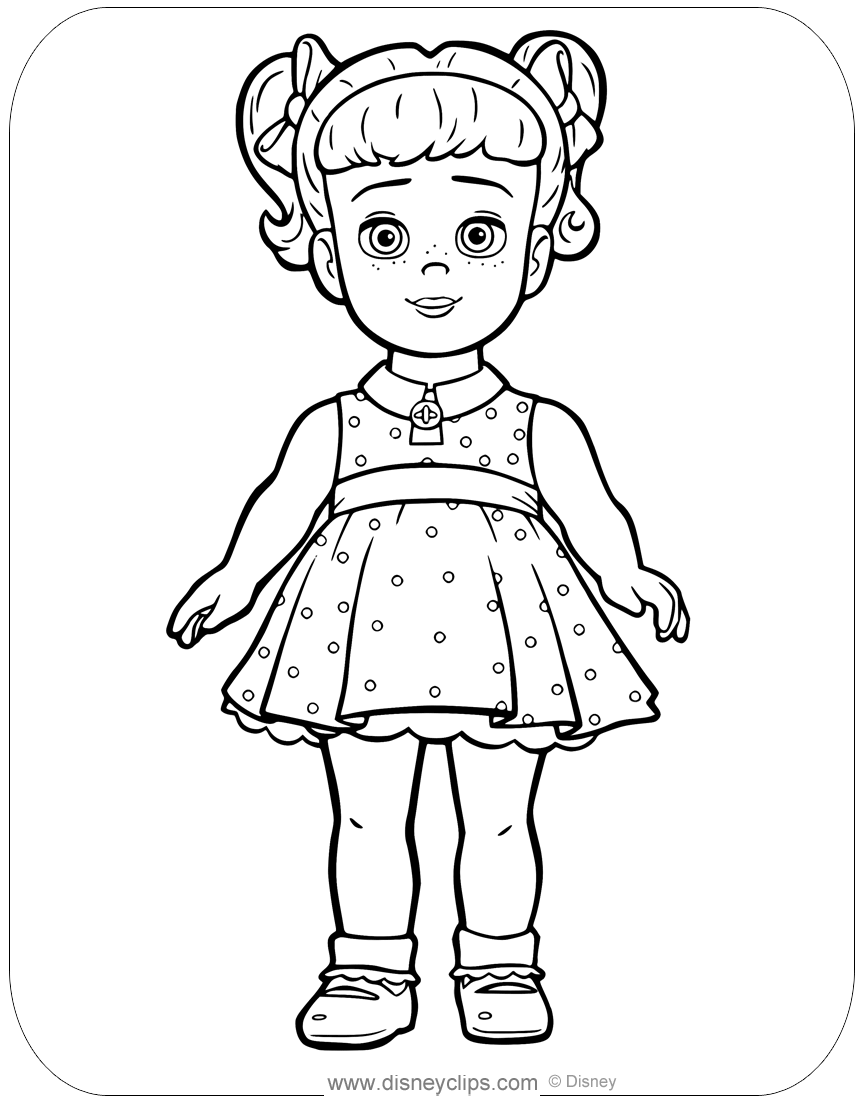 Toy Story Coloring Pages Disneyclips Com