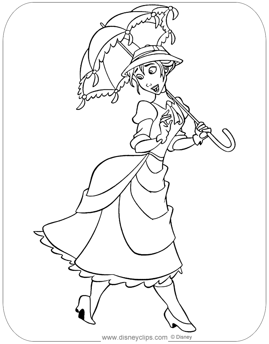 images tarzan coloring pages - photo#50