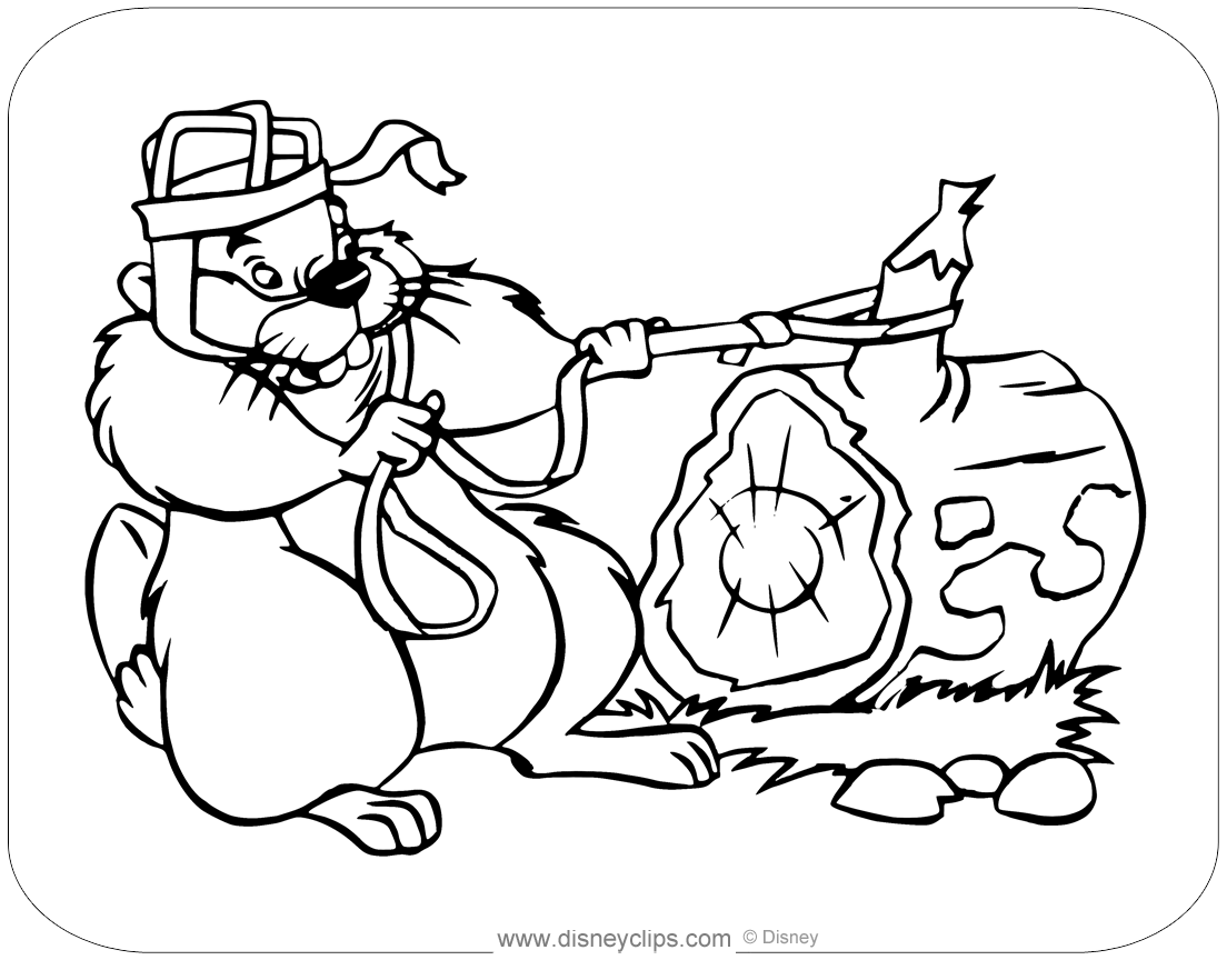 Lady And The Tramp Coloring Pages 2 Disneyclips Com