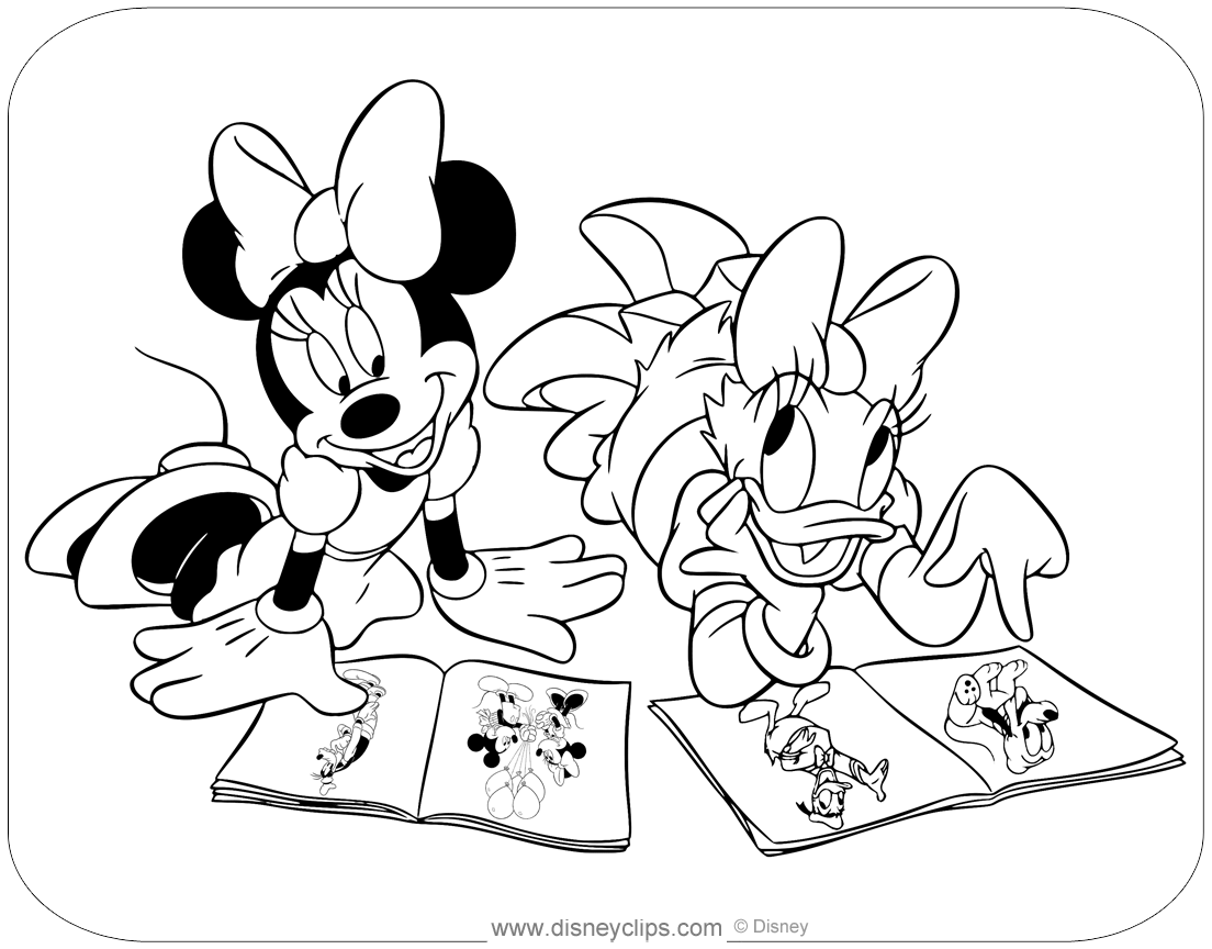 Free Free Printable Coloring Pages Mickey Mouse, Download Free ... | 864x1104