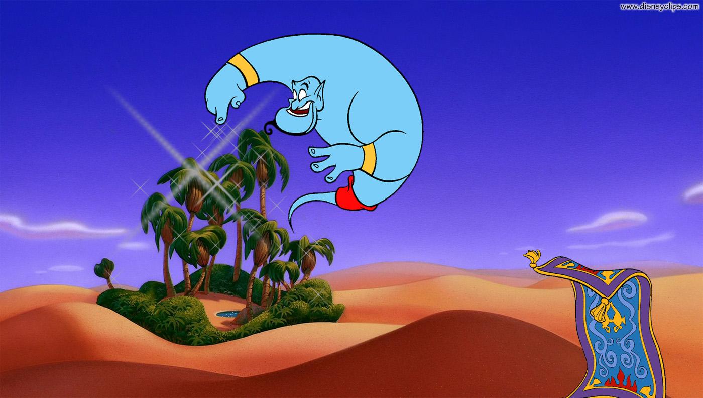 Disneys Aladdin Wallpaper