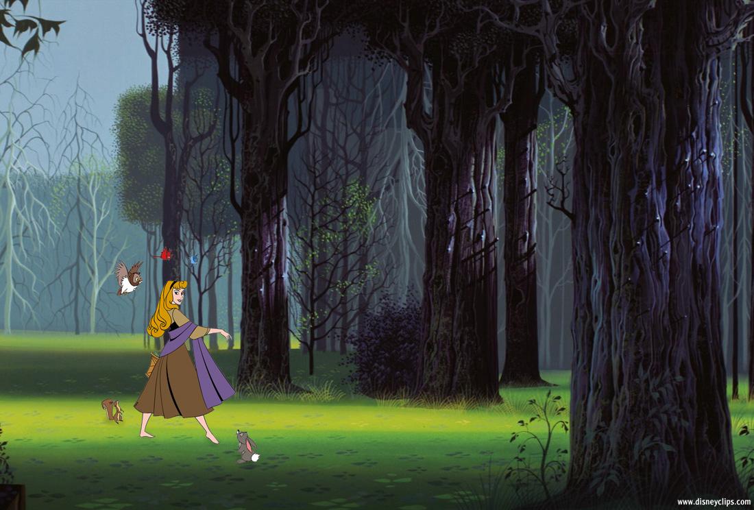 Sleeping Beauty Wallpaper Disneyclips Com