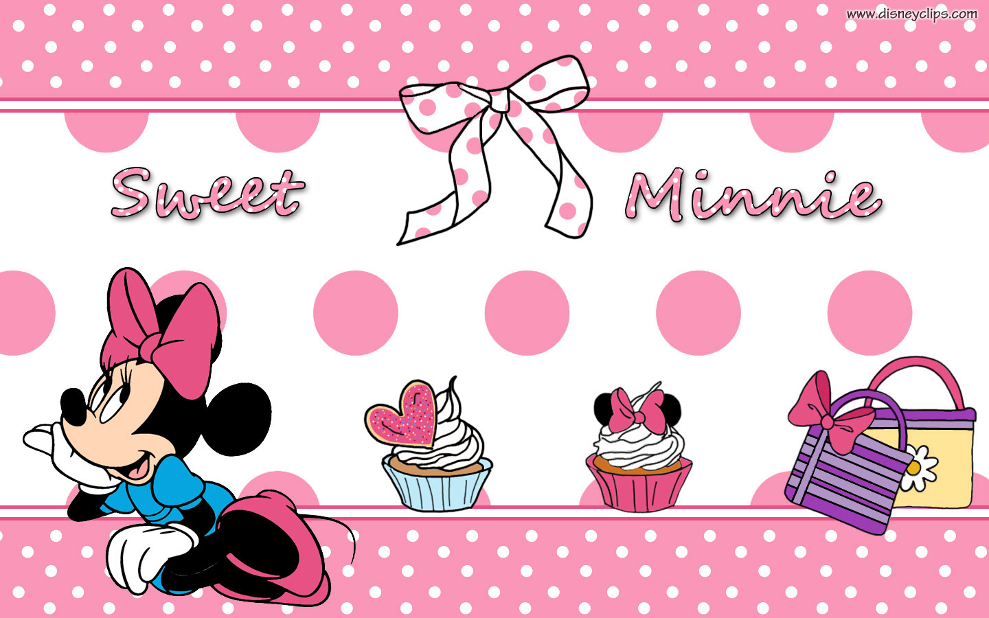 Free Vintage Minnie And Mickey Mouse Wallpaper