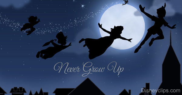 Flight Over London Peter Pan Cartoon   Wallpapers13com