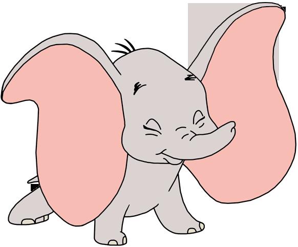 40 Disney Dumbo Clipart Instant Download 300DPI Printable   Etsy