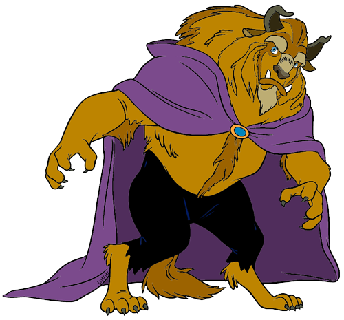 the beast and the prince clip art disney clip art galore rh disneyclips com beauty and the beast clipart 2017 beauty and the beast clipart rose