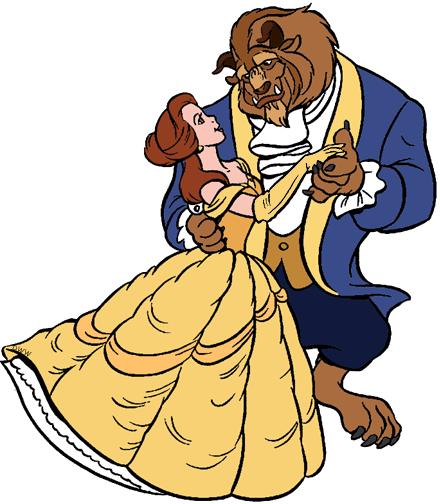 New Belle Beast Posing Dancing