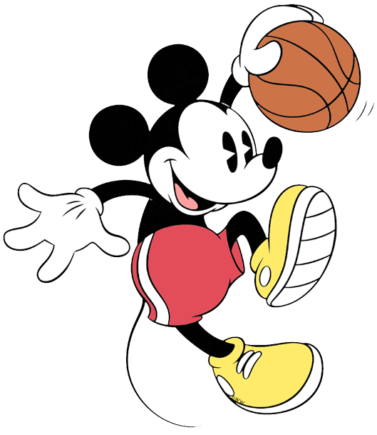 Disney Basketball Clip Art | Disney Clip Art Galore