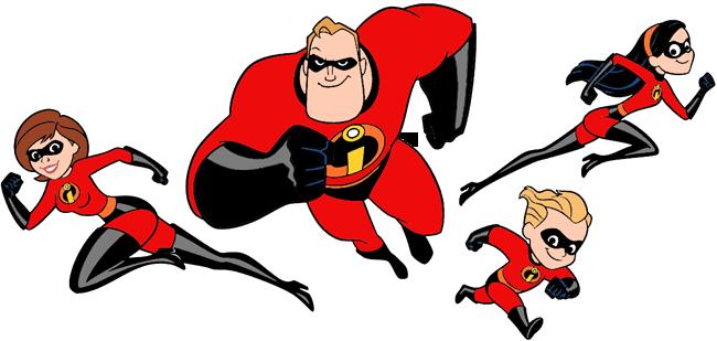 The Incredibles Clip Art Disney Clip Art Galore