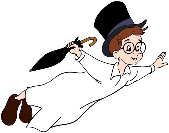 Back To Peter Pan Clip Art Menu