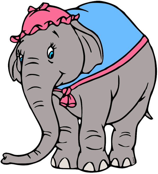 Dumbo Clip Art 4 Disney Clip Art Galore