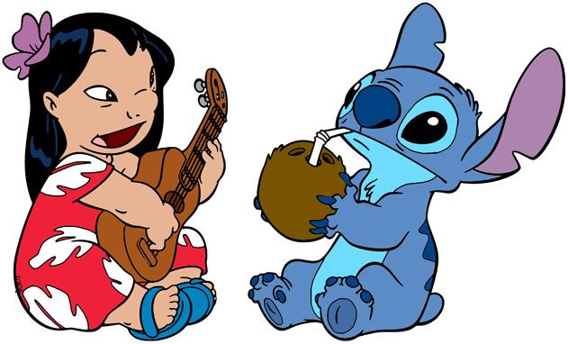 Lilo and Stitch Clip Art 3 Disney