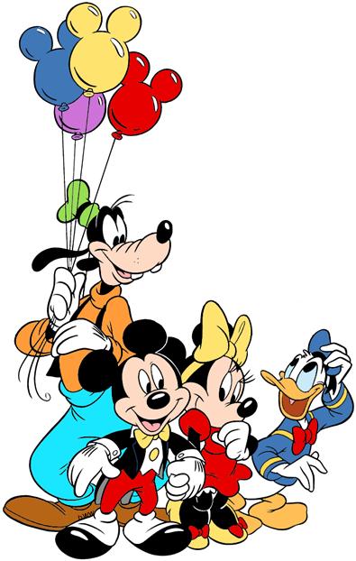 mickey mouse friends clip art disney clip art galore