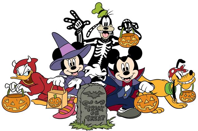 Disney Halloween Clip Art 3 | Disney Clip Art Galore