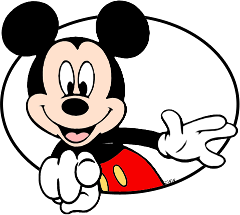Image result for mickey mouse clipart