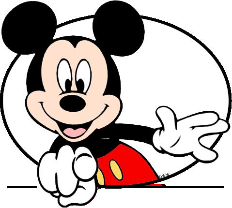 Mickey Mouse Clip Art | Disney Clip Art Galore