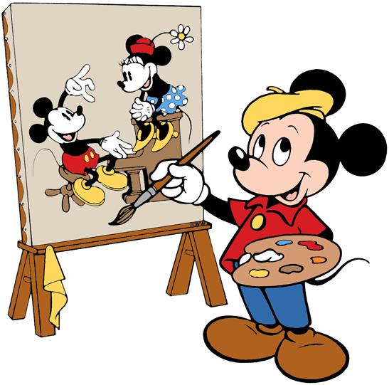 Mickey Mouse Clip Art 3 | Disney Clip Art Galore