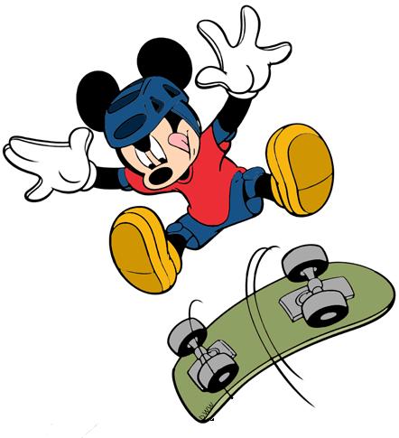 disney skateboarding clip art disney clip art galore rh disneyclips com skateboarding clipart skateboard clipart free