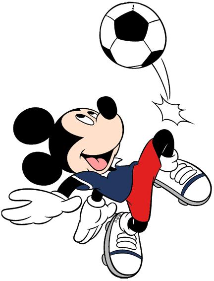 Disney Soccer Clip Art Disney