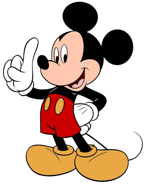 Mickey Mouse Clip Art 7   Disney Clip Art Galore