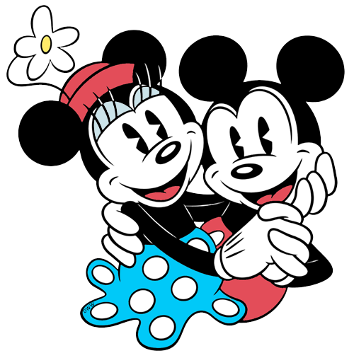 classic mickey mouse and friends clip art disney clip