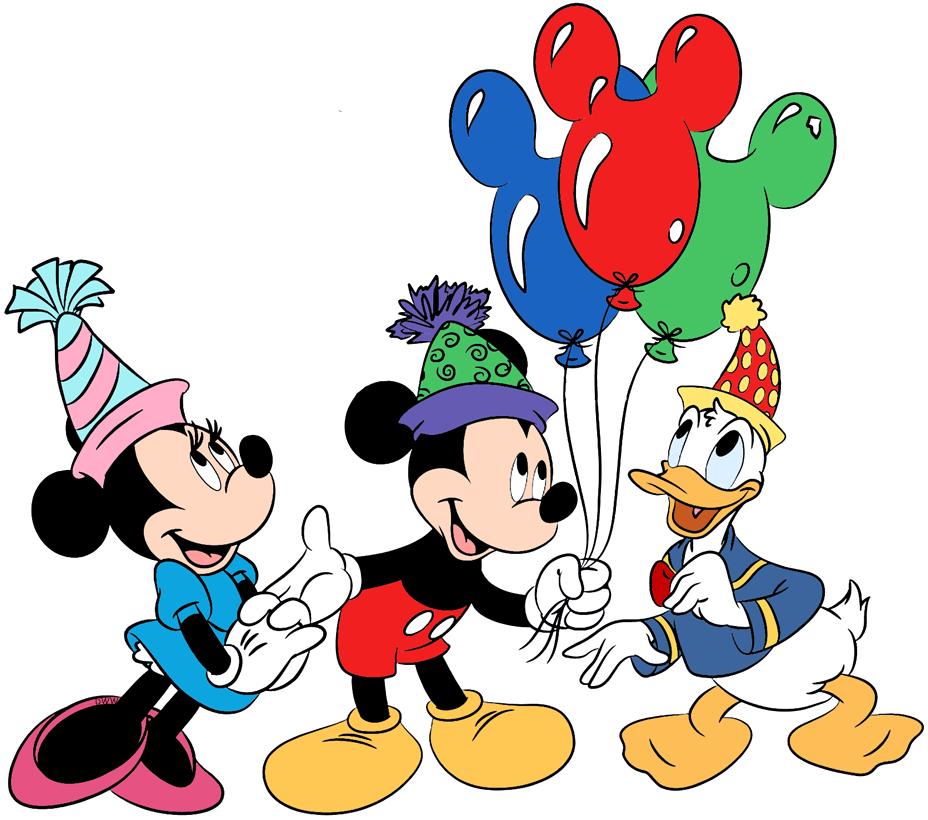 Mickey Mouse & Friends Clip Art | Disney Clip Art Galore