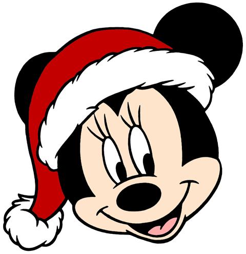 Mickey Mouse Christmas Clip Art | Disney Clip Art Galore