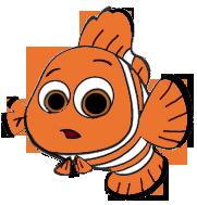 Finding Nemo Clip Art Images | Disney Clip Art Galore