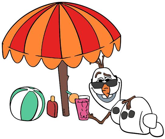 Disney Summertime Clip Art 5