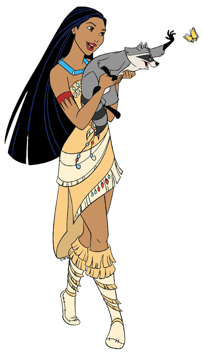 Pocahontas Friends And Family Clip Art Disney Clip Art