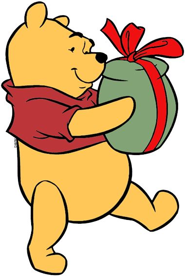 Winnie The Pooh Christmas Clip Art Disney Clip Art Galore