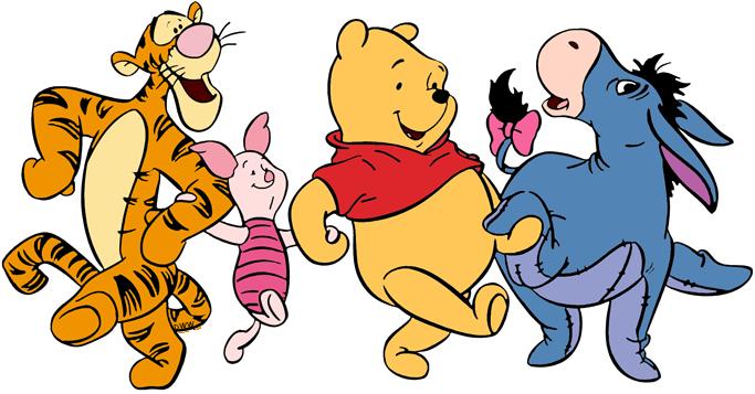 winnie pooh tigger zeichnung