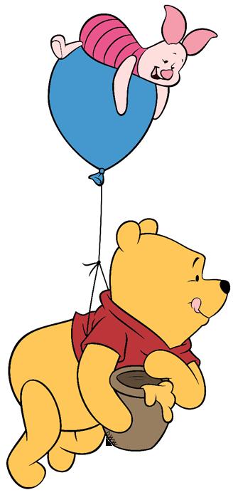 Winnie The Pooh Amp Friends Clip Art