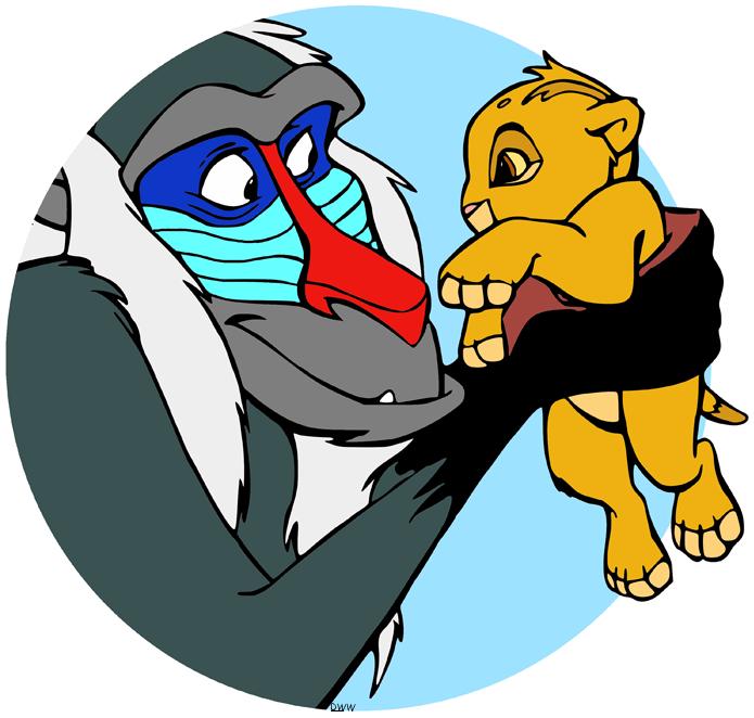 The Lion King Group Clip Art   Disney Clip Art Galore