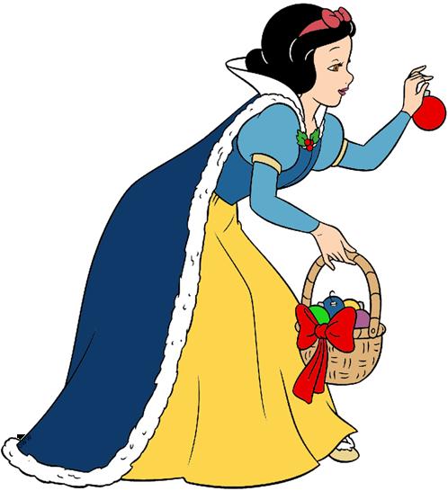 Disney Princess Christmas Clip