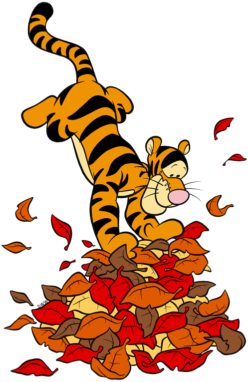 Disney Fall Season Clip Art 2 Disney Clip Art Galore