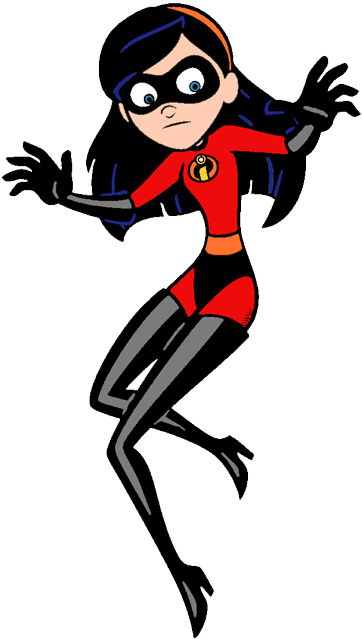 The Incredibles Clip Art 2 Disney