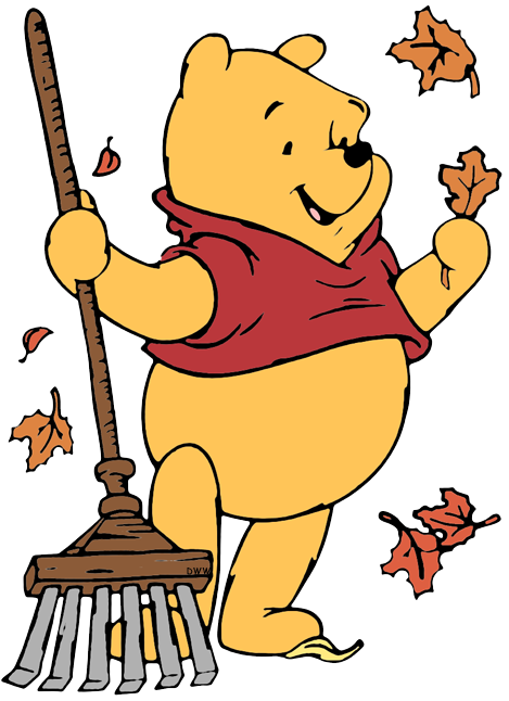 Image result for october clipart winnie the pooh