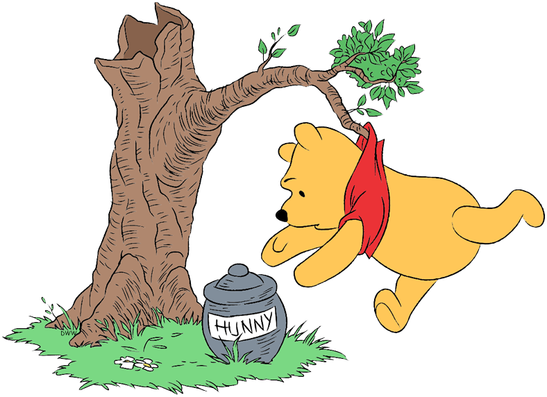 Winnie The Pooh Clip Art Disney Clip Art Galore