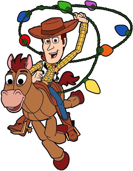 Toy Story Christmas Clip Art | Disney Clip Art Galore