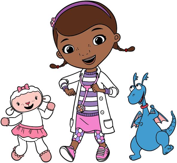 Doc McStuffins Clip Art 2 Disney Clip Art Galore