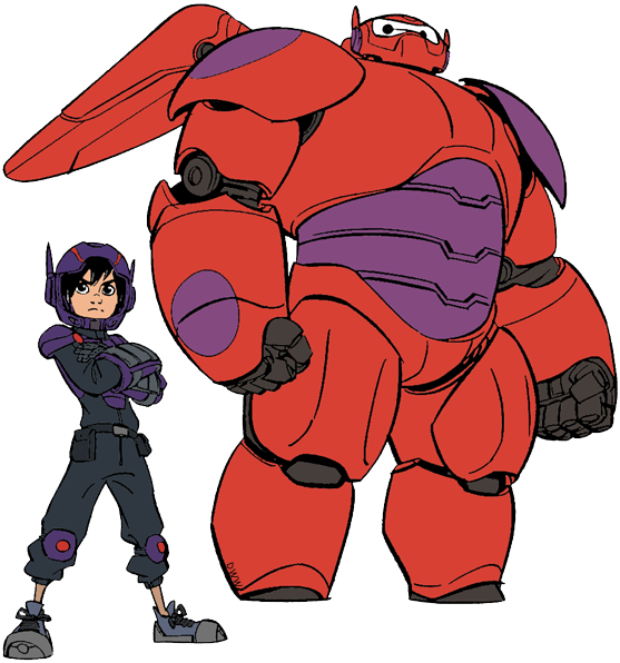 Big Hero 6 Clip Art Disney Clip Art Galore