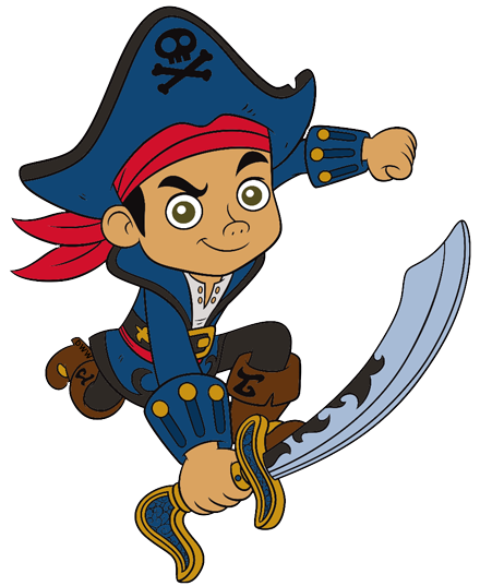 Jake Neverland Pirates Clip Art Disney
