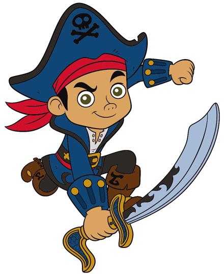 Jake Neverland Pirates Clip Art Disney