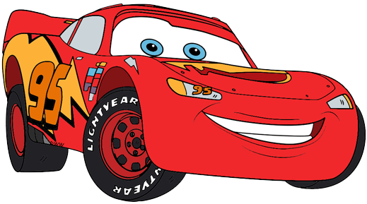 clipart flash mcqueen - photo #4