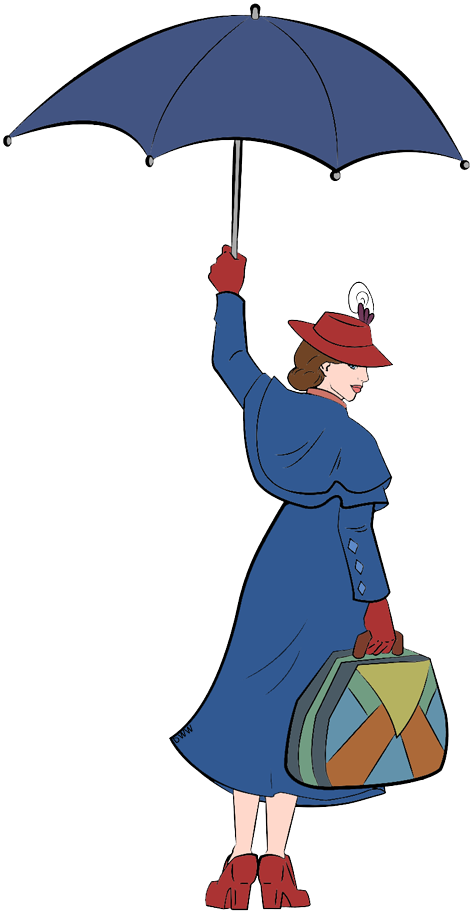 Mary Poppins Returns Clip Art Disney Clip Art Galore