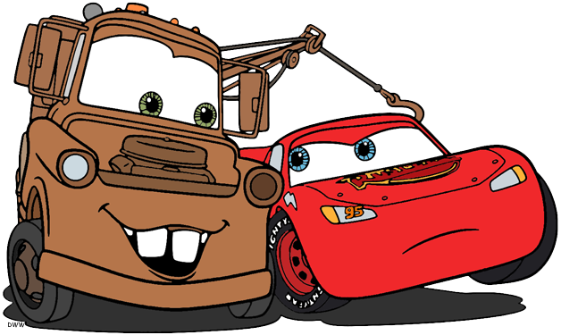 Cars Mcqueen Clipart